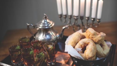 Light and easy Chanukah suppers