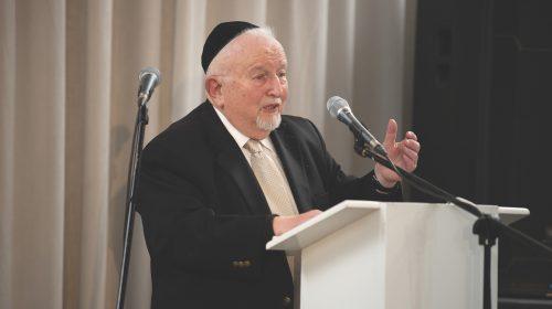 A tribute to Rabbi Avraham Tanzer