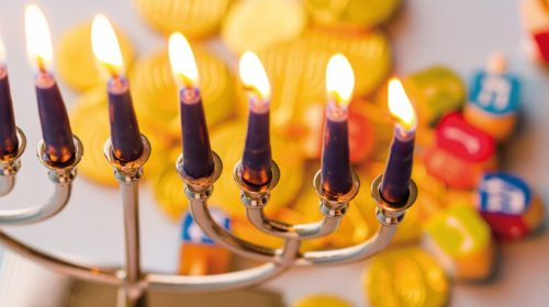 Why do we call it Chanukah?