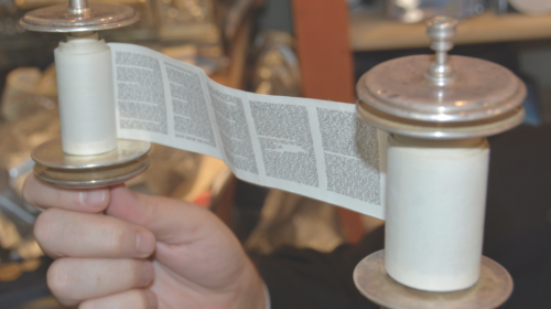 Bringing the Torah alive