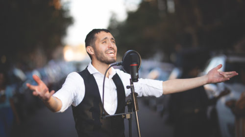 Sing, sing a song