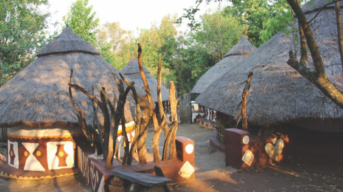 Shabbos in an African village
